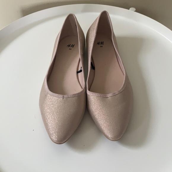 Shimmery Flats